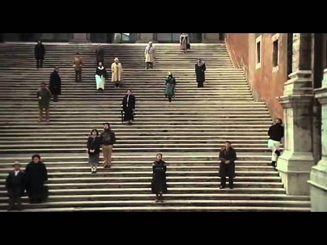 Отрывок из фильма Ностальгия реж Андрей Тарковский