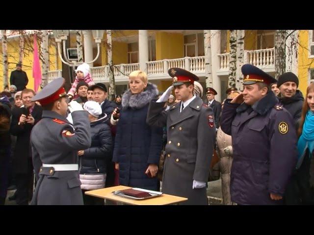 В полку пермских кадет прибыло