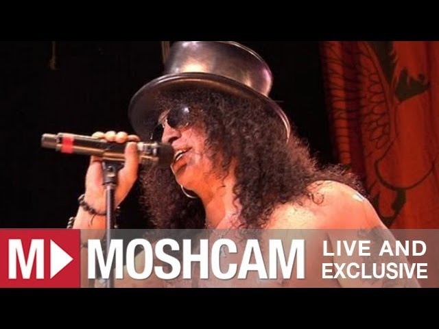 Slash ft.Myles Kennedy The Conspirators - Sweet Child O' Mine | Live in Sydney
