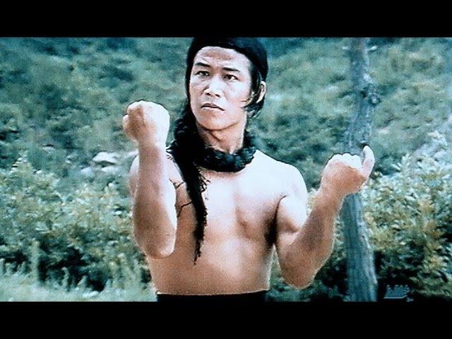 Бесстрашный каратист боевик каратэ Дориан Тан