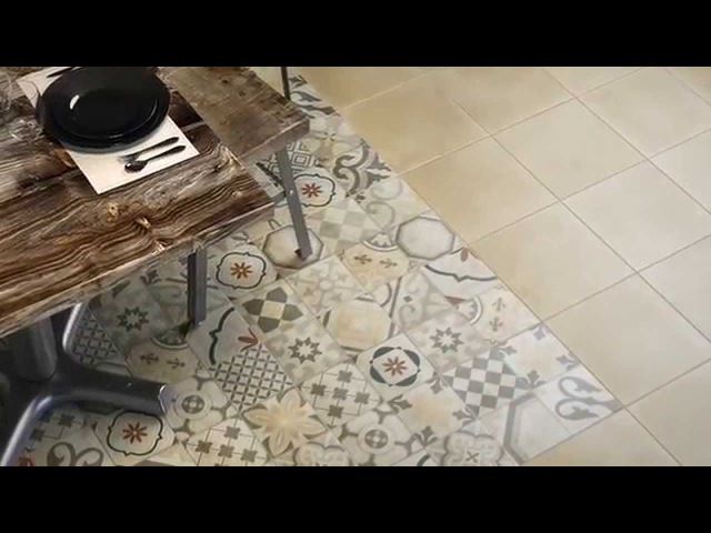 Artwork porcelain tile collection by Italon