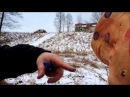 Тест травматики, лука и гладкоствола на 100 м полная версия по свиной туше