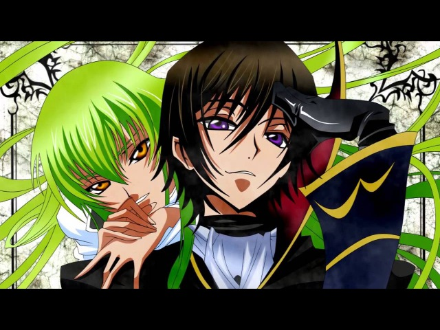 Code Geass: Lelouch of the Rebellion OP 2 [Kaidoku Funo] (Marie Bibika Russian TV-Version)