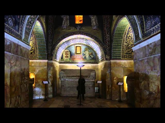 The Mausoleum of Galla Placidia, Ravenna