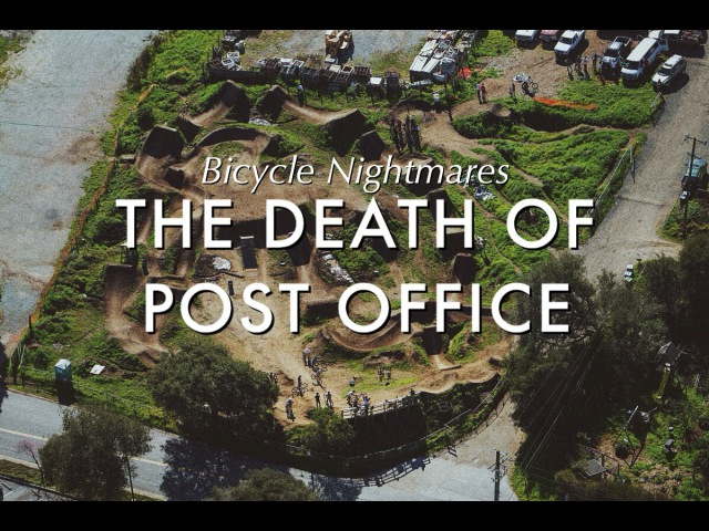 The Death Of Post Office - Bicycle Nightmares
