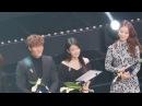 151029 대중문화예술상 국무총리표창 김종국, 아이유, 박신혜