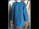 Простой жакет спицами Jacket knitting