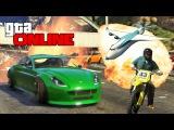 GTA Online - Все Режимы (гонки, маньяк, дуэль, паркур, битва, трюки, доминирование).