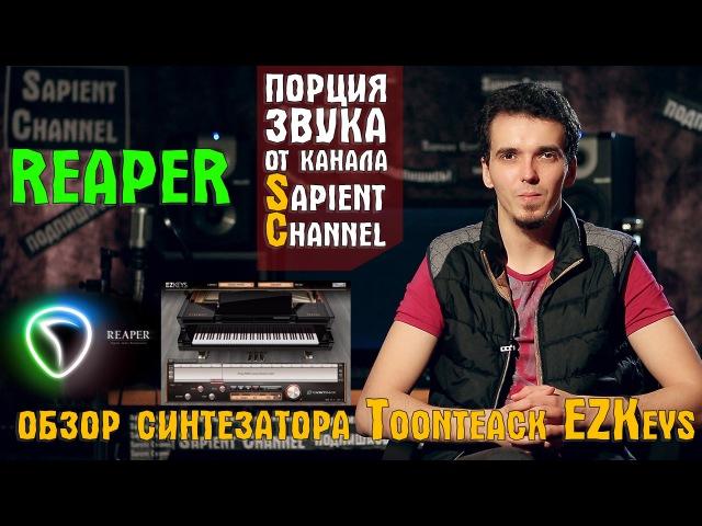 Выбор Piano или обзор синтезатора Toontrack EZKeys