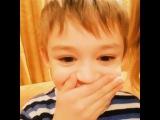 """@misharomanova on Instagram: """"Ой?А кто принес вечерю??Всех с Рождеством?#мишароманова #мойплемянник"""""""