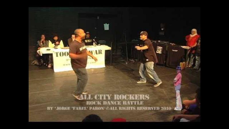 ALL CITY ROCKERS™ *King Up-Rock vs Floor Phantom.mov