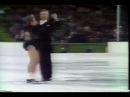 Torvill & Dean (GBR) - 1984 Sarajevo, Ice Dancing, Compulsory Dance No. 1