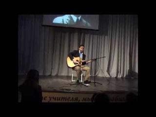 Выступление на вечере памяти Сергея Есенина
