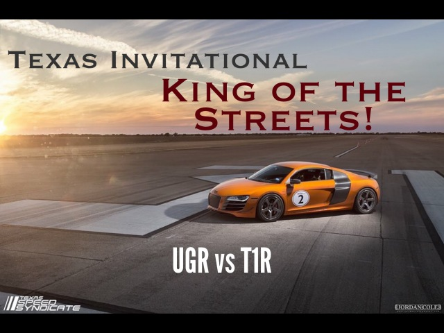 KING OF THE STREETS FINALS! UGR vs T1R
