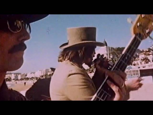 Captain Beefheart Magic Band - Sure nuff n Yes I do - Midem Festival Cannes, France 1-27-68