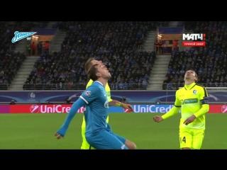 «Гент» 2-1 «Зенит»: Полный обзор матча на «Зенит-ТВ»