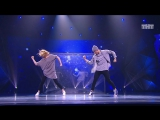 Макс Нестерович и Катя Решетникова (Танцы на ТНТ, финал)