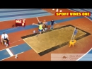 Denis Plakunov Long Jump