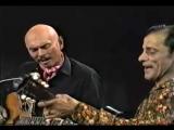 Юл Бриннер и Алеша Димитриевич - Две гитары - Редкое Видео