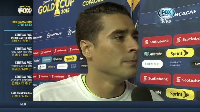 Guillermo Ochoa, ilusionado con la Conferaciones - Videos - FOX Sports