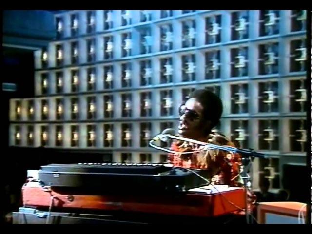 Stevie Wonder - ''All in love is fair'' (Live Gala Du Midem 1974 in HD)