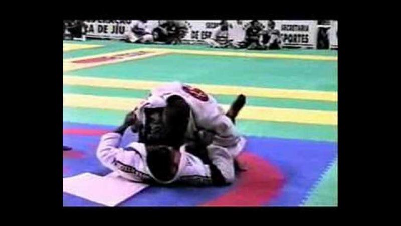 Fabio Gurgel vs Ricardo Arona - Mundial 2000