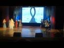 Осетинский княжеский танец - Хонга кафт. (танец приглашения)