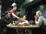 Битва ресторанов » Видео » Москва: Чешский дворик \ Батони \ Изюм