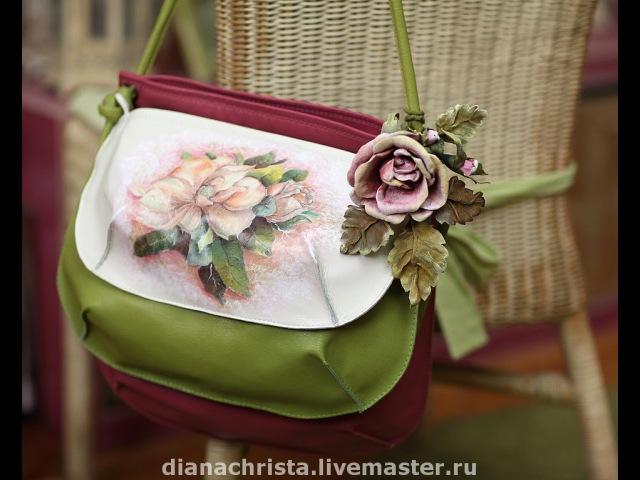 Потрясающие кожаные сумки своими руками Смотрим фото сумки своими руками из кожи