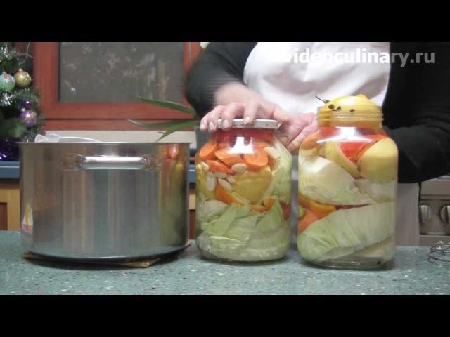 Маринованная капуста - Рецепт Бабушки Эммы