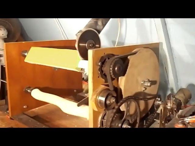 фрезерный станок по дереву своими руками видео ютуб - В помощь Самоделкину