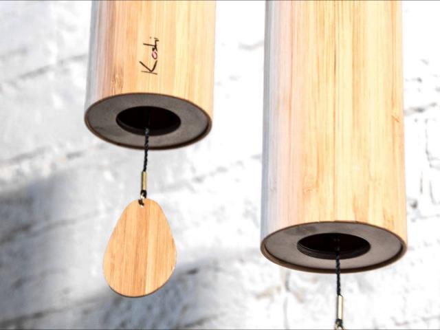 Rain Koshi Bells Meditation Relax Sounds - Sleep Music
