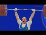 2015 World Weightlifting Championships. men 85kg Чемпионат мира мужчины до 85кг