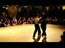 Ariadna Naveira y Mariangeles Caamano 100% tango festival Ljubljana 26 03 2011