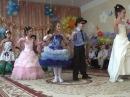 Танец на выпускном в детском саду