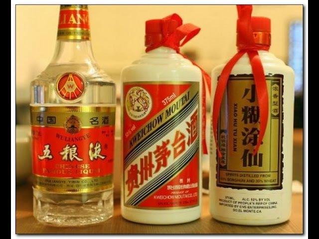Как производят спирт из китайского дерьма