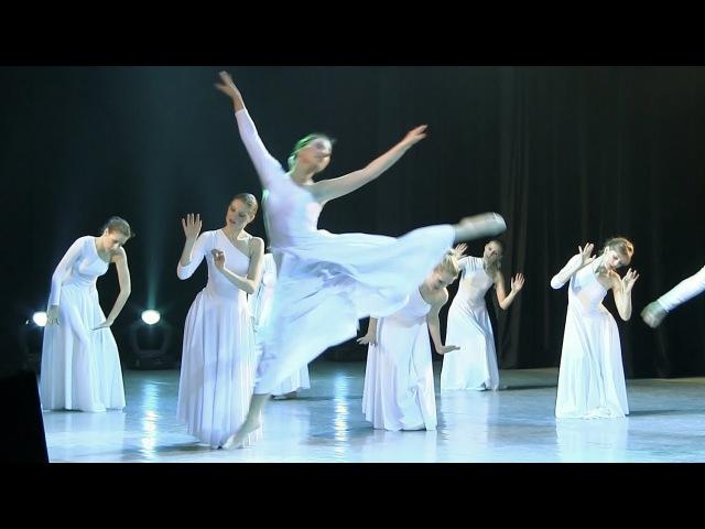 Birds dance Птицы белые мои Танец