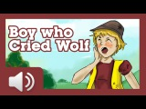 The Boy who cried Wolf - Fairy tales and stories for children