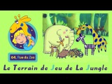 64 Rue du Zoo - Le Terrain de Jeu de La Jungle S01E20 HD Dessin anim