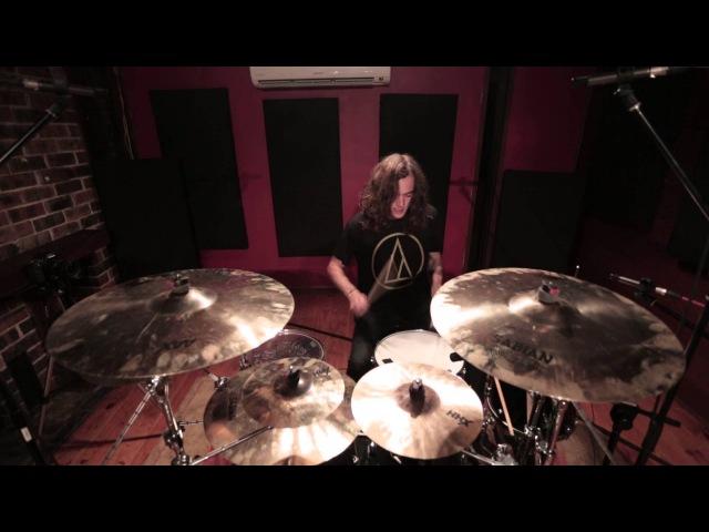 Nic Pettersen Northlane Rot Drum Playthrough