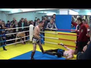 "2014.СК ""БУЛАТ""(РОССИЯ)  - открытый ринг по ММА.#4"