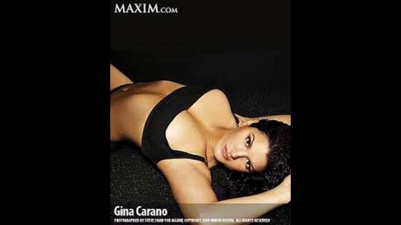 UFC Sexy Gina Carano Джина Карано