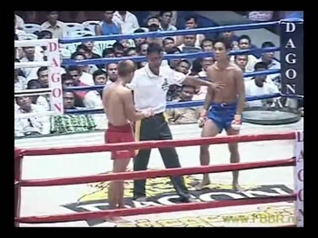 Профессиональные бои по Бирманскому Боксу Летхвей
