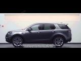 Реклама Land Rover Discovery Sport 2015   Ленд Ровер Дискавери Спорт