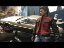 HOT TOYS HOVER CONVERSION DELOREAN BACK TO THE FUTURE PART II MARTY MCFLY 1/6 review! 07/09/15