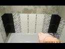 Секреты укладки керамической плитки при отделке ванной комнаты
