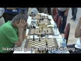 Funny Chess Moments 6 - Ivanchuk vs Kramnik - Herp Derping Vassily - Crisi di Astinenza da tempo