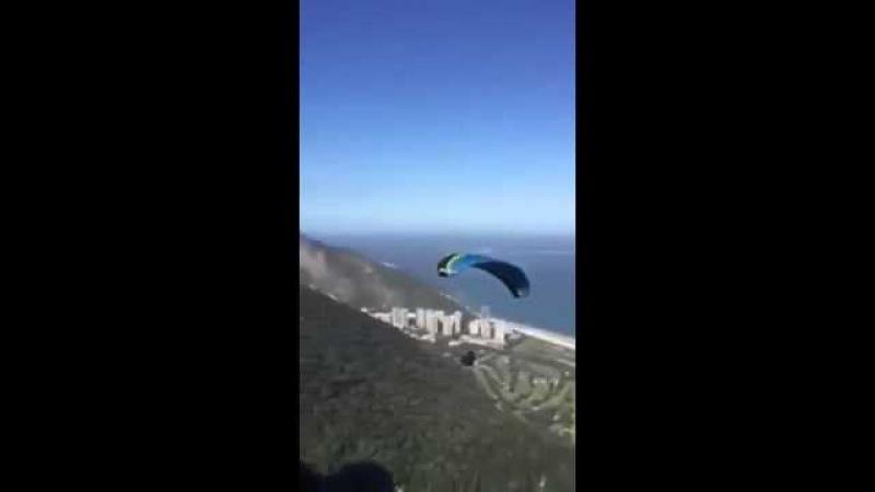 RIP Tiago Amorim Cobra. Paragliding crash.
