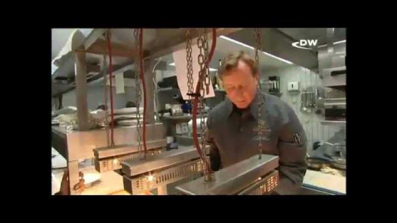 Звездный повар Томас Бюнер