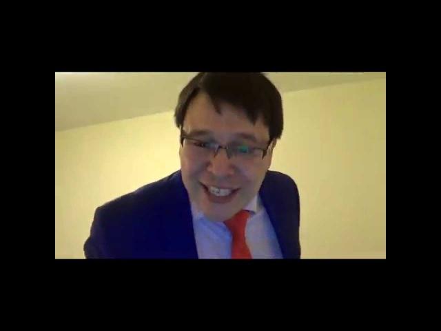 Как улыбаться на охоте за миллионерами. Денис Байгужин.